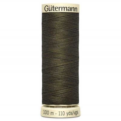 Gutermann 100m Sew-All Polyester Sewing Thread - Colour 689