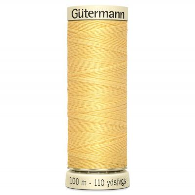 Gutermann 100m Sew-All Polyester Sewing Thread - Colour 7