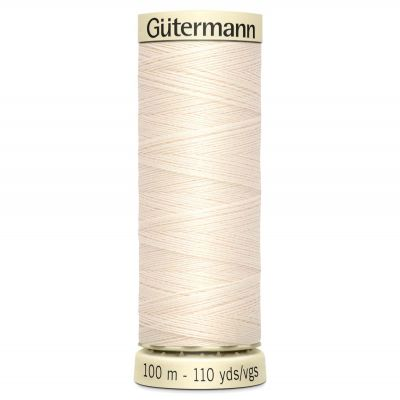 Gutermann 100m Sew-All Polyester Sewing Thread - Colour 802