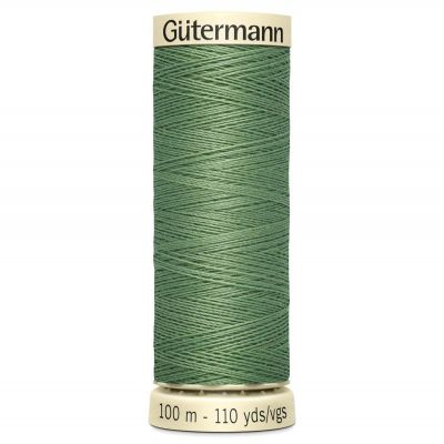 Gutermann 100m Sew-All Polyester Sewing Thread - Colour 821