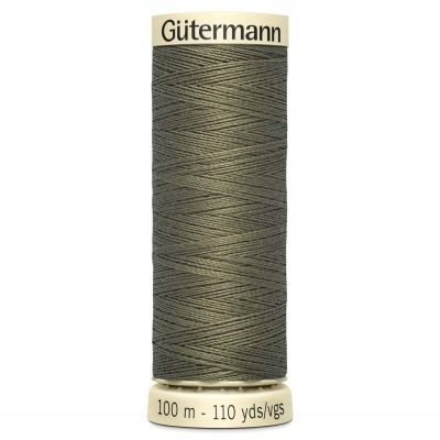 Gutermann 100m Sew-All Polyester Sewing Thread - Colour 825