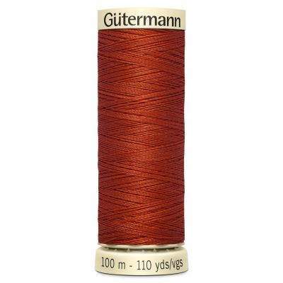 Gutermann 100m Sew-All Polyester Sewing Thread - Colour 837