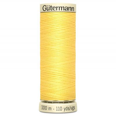 Gutermann 100m Sew-All Polyester Sewing Thread - Colour 852
