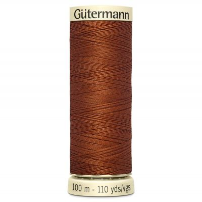 Gutermann 100m Sew-All Polyester Sewing Thread - Colour 934