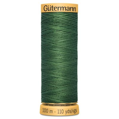 Gutermann Natural Cotton Thread - 100m - Colour 9034