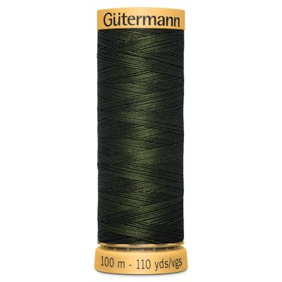 Gutermann Natural Cotton Thread - 100m - Colour 9623