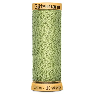 Gutermann Natural Cotton Thread - 100m - Colour 9837