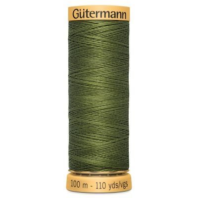 Gutermann Natural Cotton Thread - 100m - Colour 9924
