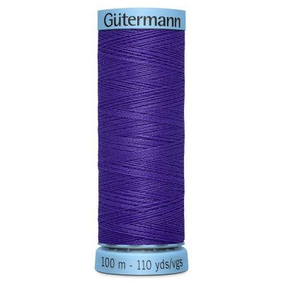 Gutermann 100% Silk Thread - 100m - 810