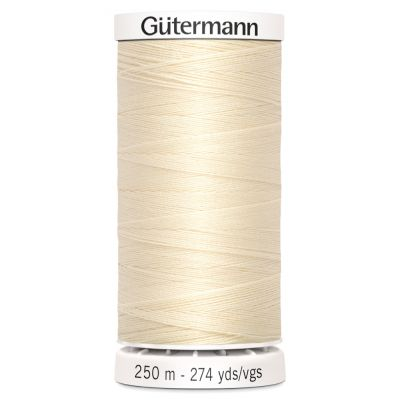 Gutermann 250m Sew-All Polyester Sewing Thread - Colour 414