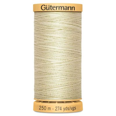 Gutermann Natural Cotton Thread: 250m 828