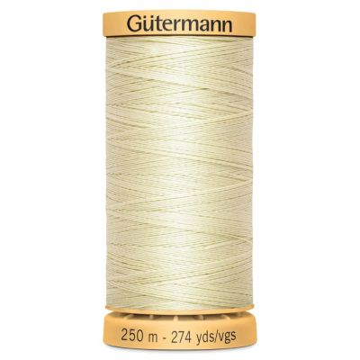 Gutermann Natural Cotton Thread: 250m 919