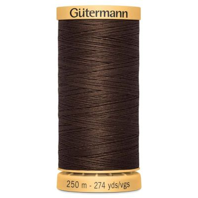 Gutermann Natural Cotton Thread: 250m 1912