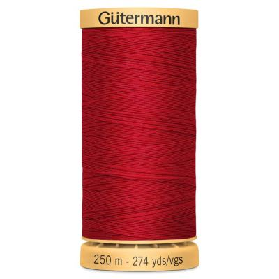 Gutermann Natural Cotton Thread: 250m 2074
