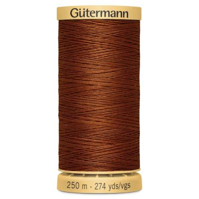 Gutermann Natural Cotton Thread: 250m 2143