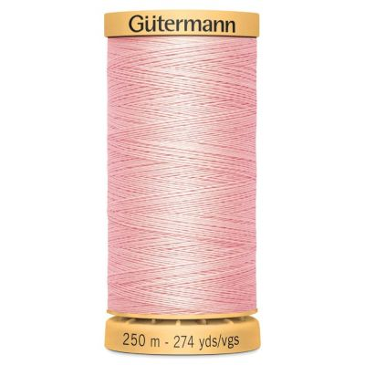 Gutermann Natural Cotton Thread: 250m 2538