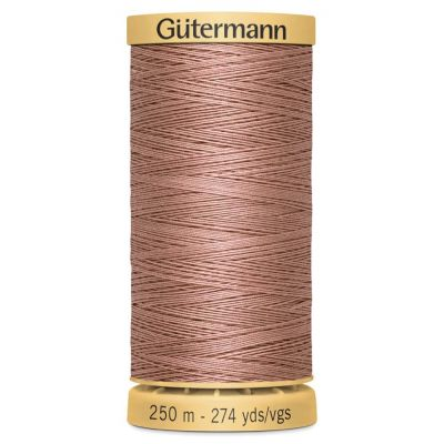 Gutermann Natural Cotton Thread: 250m 2626