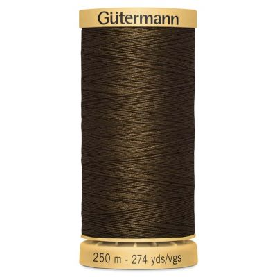 Gutermann Natural Cotton Thread: 250m 2960