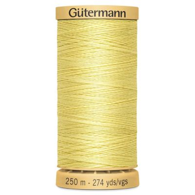 Gutermann Natural Cotton Thread: 250m 349