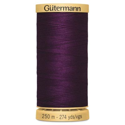 Gutermann Natural Cotton Thread: 250m 3832