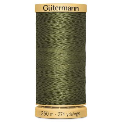 Gutermann Natural Cotton Thread: 250m 424