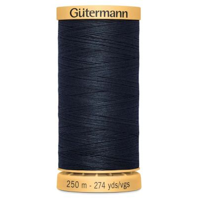Gutermann Natural Cotton Thread: 250m 5412