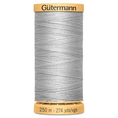 Gutermann Natural Cotton Thread: 250m 618