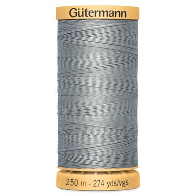 Gutermann Natural Cotton Thread: 250m 6206