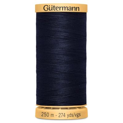 Gutermann Natural Cotton Thread: 250m 6210