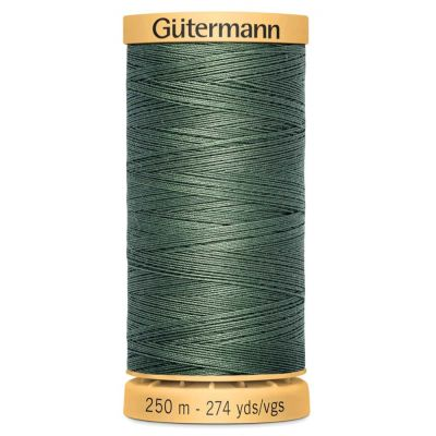 Gutermann Natural Cotton Thread: 250m 8724