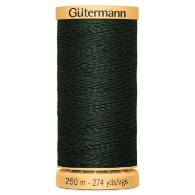 Gutermann Natural Cotton Thread: 250m 8812