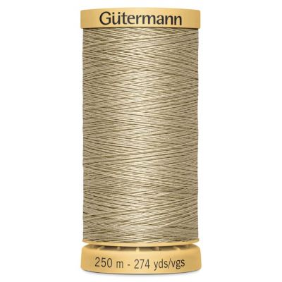 Gutermann Natural Cotton Thread: 250m 927