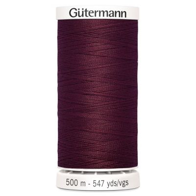Gutermann 500m Sew-All Polyester Sewing Thread - Colour 369