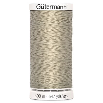 Gutermann 500m Sew-All Polyester Sewing Thread - Colour 722