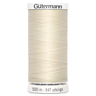 Gutermann 500m Sew-All Polyester Sewing Thread - Colour 802