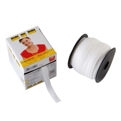 Vlieseline / Vilene Bias Tape 12mm Wide White