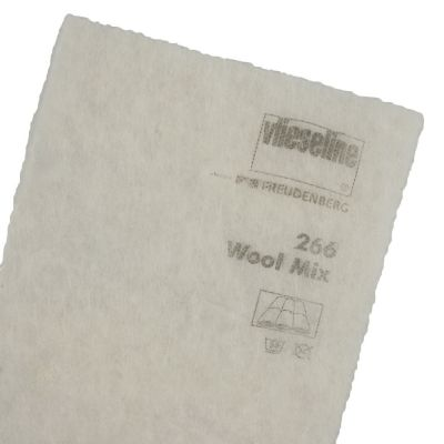 Vlieseline / Vilene Sew In Lightweight Wool Mix Wadding (Batting) 266 - 148cm
