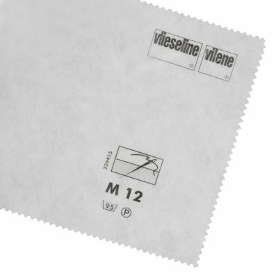 Vlieseline / Vilene Interfacing Sew In - Medium M12\312 - White