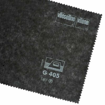 Vlieseline / Vilene Interfacing Easy Fuse Iron On - Medium G405 / 319 - Charcoal