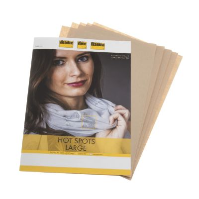 Vilene Large Hot Spots A4 5 Sheet Pack