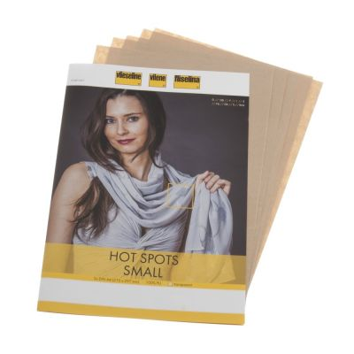 Vilene Small Hot Spots A4 5 Sheet Pack
