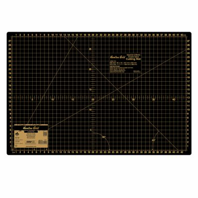 Hemline Gold Premium Cutting Mat - 45 x 30cm - Medium