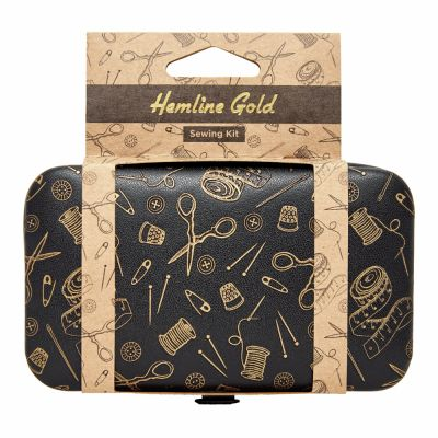 Hemline Gold Notions Print Premium Sewing Kit