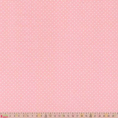 Cotton Fabric - Pinspot Pink