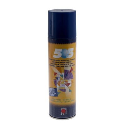 ODIF 505 Repositionable Temporary Adhesive Spray 250ml