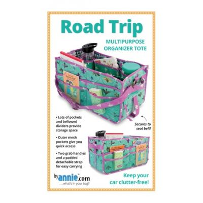 ByAnnie Sewing Pattern -  Road Trip Pattern