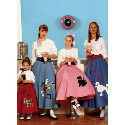 Remnant - Mccalls Costumes Pattern - M6101 - Child (3-4, 5-6)  - End of Line