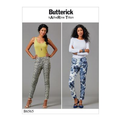 Remnant - Butterick Sewing Pattern B6565 - E5 - size 14 - 22 -  End of Line