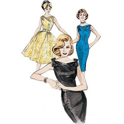Remnant -Remnant - Butterick Sewing Pattern B6582 - size 12 - 14 -16 -  End of Line