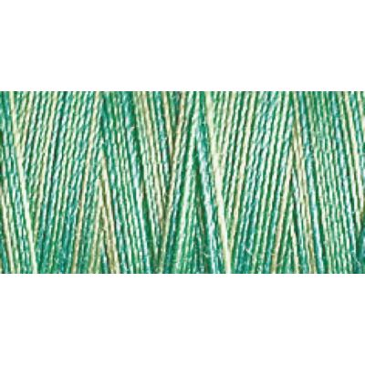 Gutermann 300m Cotton 30 Multicoloured Variagated Sulky Thread - 4015 - 1 x 300m Spool